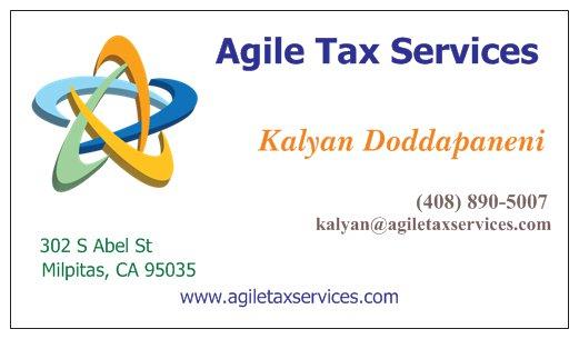 Agile Tax Services
